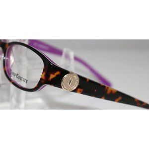 Juicy Couture Accessories - New Juicy Couture Tortoise Eyeglasses